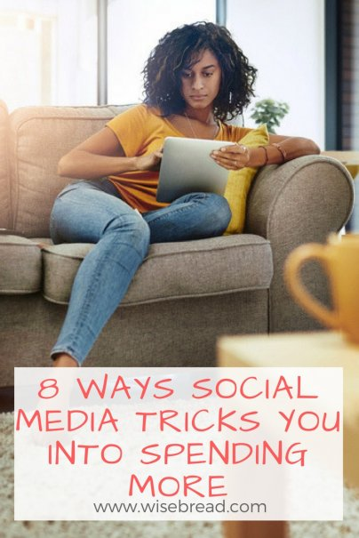 8 Ways Social Media Tricks You Into Spending More