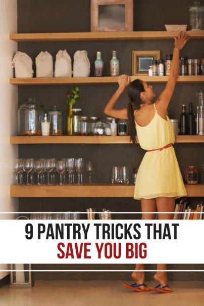 9 Pantry Tricks That Save You Big