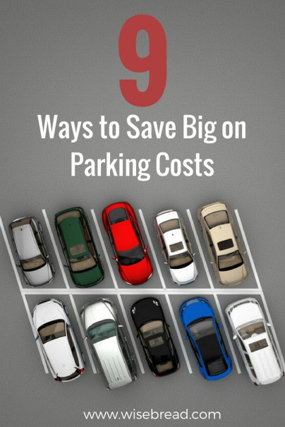 9 Ways to Save Big on Parking Costs