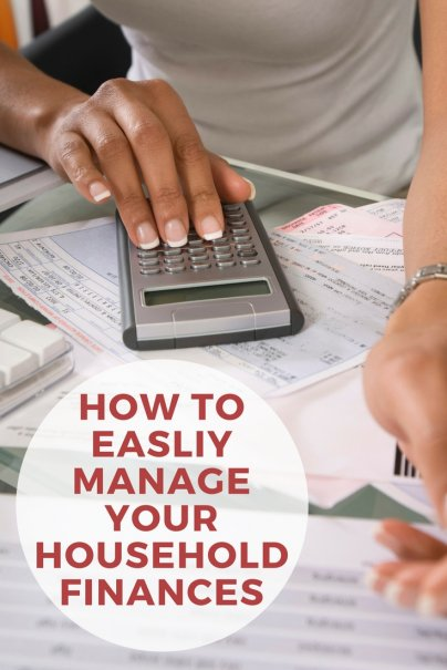 A One Touch Approach To Managing Household Finances
