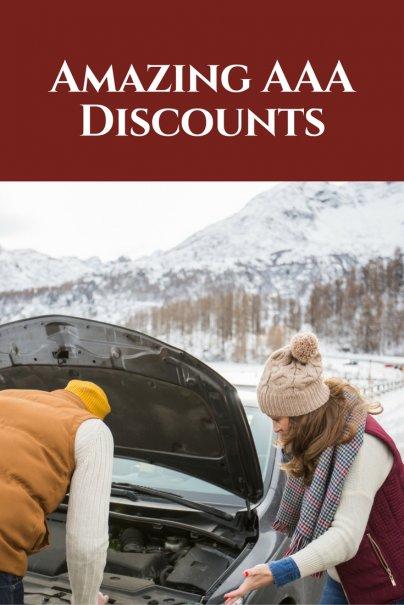 Amazing AAA Discounts