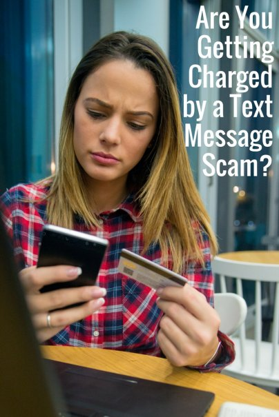 Are You Getting Charged by a Text Message Scam?