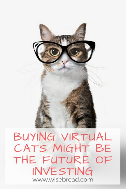 Buying Virtual Cats Might Be the Future of Investing