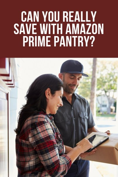 Can You Really Save With Amazon Prime Pantry?