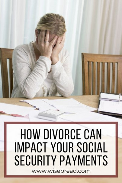 How Divorce Can Impact Your Social Security Payments