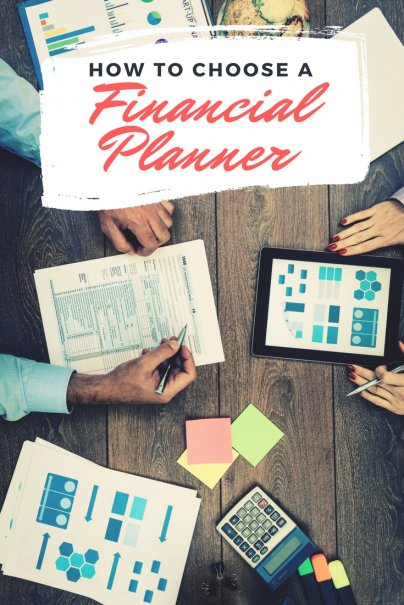 How To Choose A Financial Planner - Yes You!