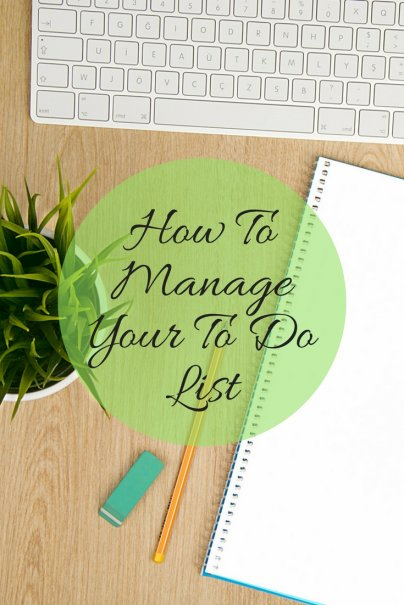 An Easier Way to Manage Your To-Do's