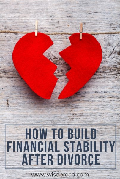 How to Build Financial Stability After Divorce