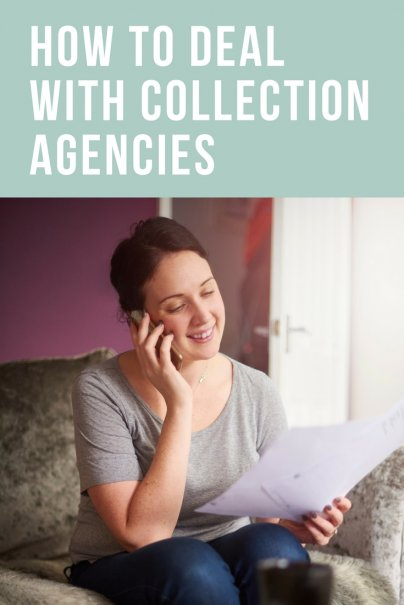 How to Deal With Collection Agencies