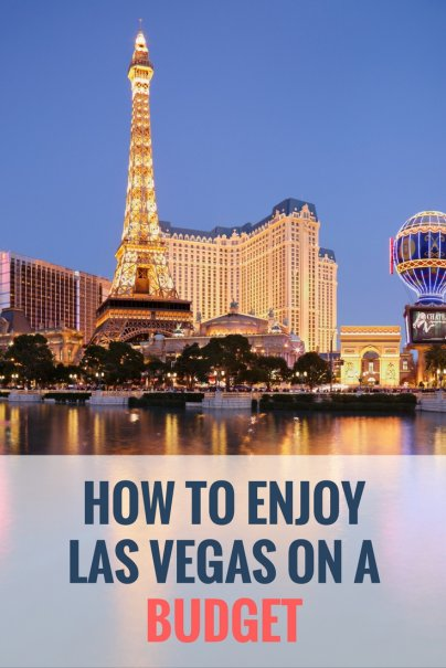 How to Enjoy Las Vegas Without Losing Your Shirt