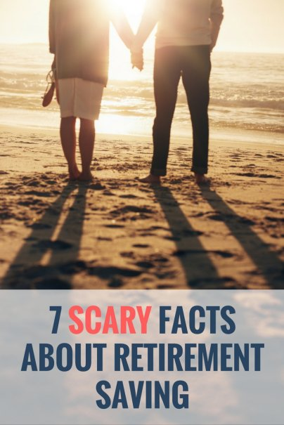 How to Face These 7 Scary Facts About Retirement Saving