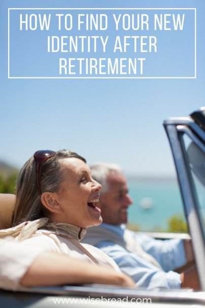 How to Find Your New Identity After Retirement