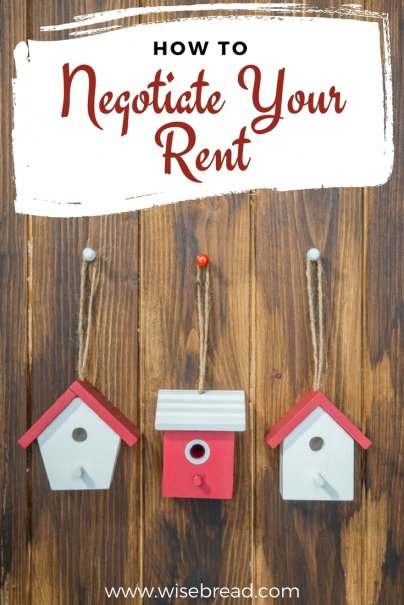How to Negotiate Your Rent