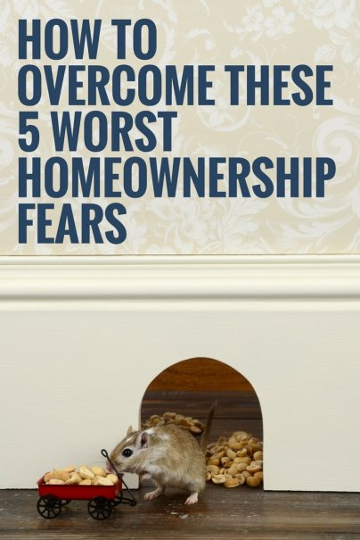 How to Overcome These 5 Worst Homeownership Fears