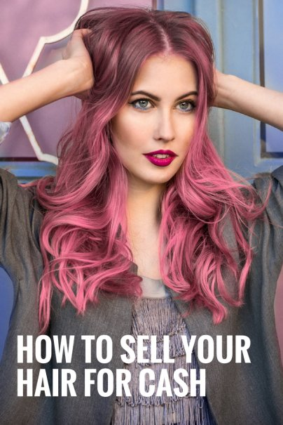 How to Sell Your Hair for Cash