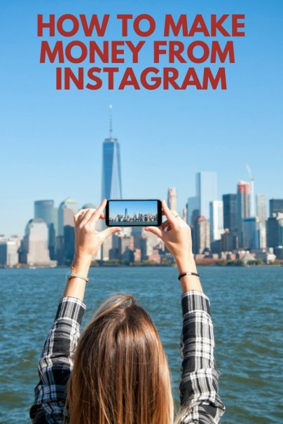 How to Turn Your Instagram Account Into a Paying Gig