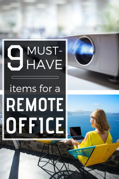 9 Must-Have Items You Need to Create the Perfect Remote Office