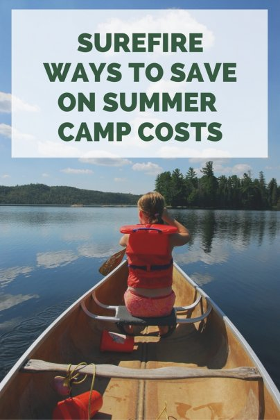 Surefire Ways to Save on Summer Camp Costs