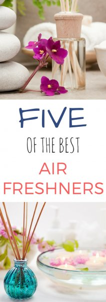 The 5 Best Air Fresheners