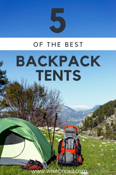 The 5 Best Backpack Tents