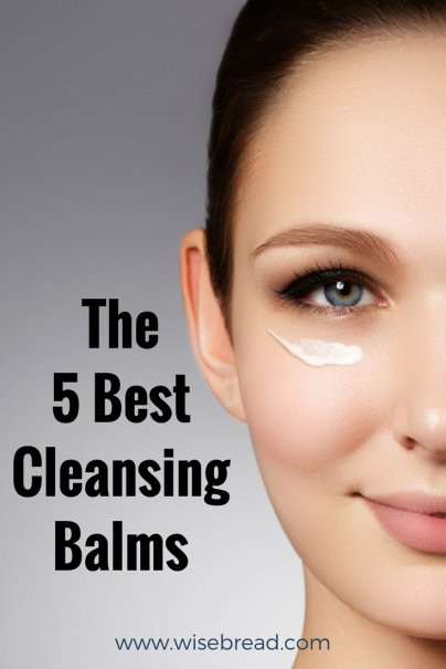 The 5 Best Cleansing Balms
