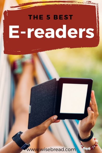 The 5 Best E-readers