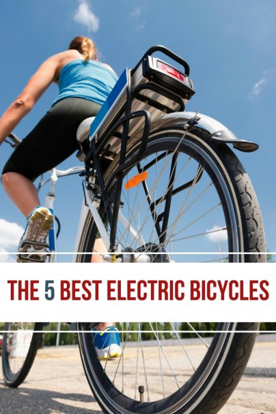 The 5 Best Electric Bicycles