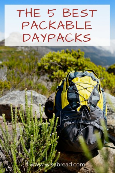 The 5 Best Packable Daypacks