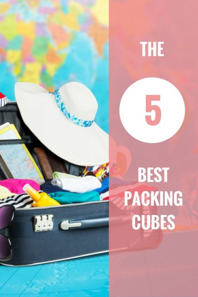 The 5 Best Packing Cubes