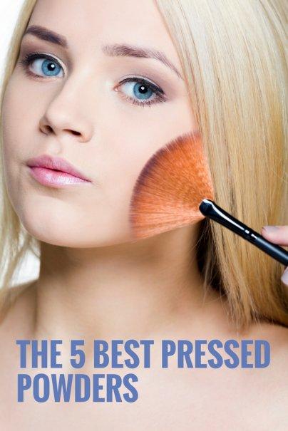 The 5 Best Pressed Powders