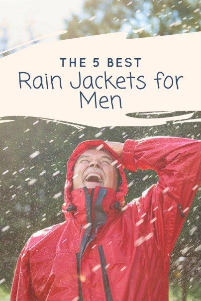 The 5 Best Rain Jackets for Men