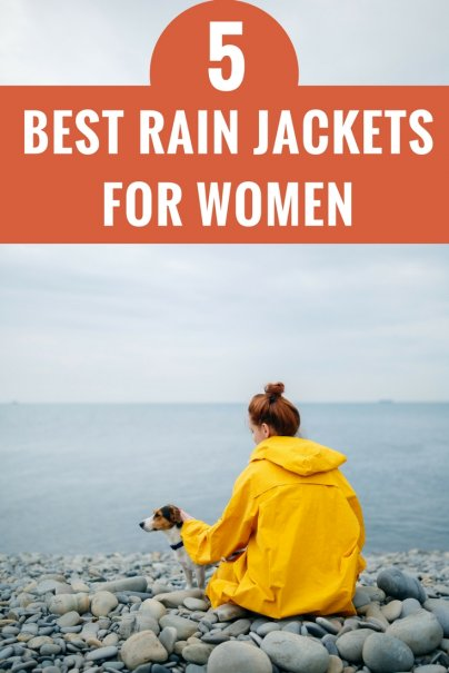 The 5 Best Rain Jackets for Women