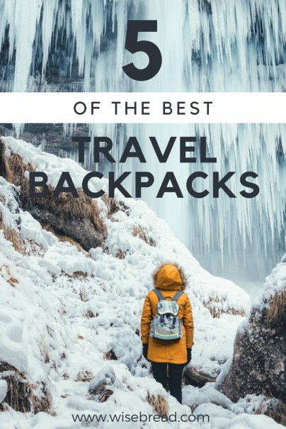 The 5 Best Travel Backpacks