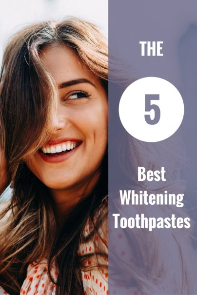 The 5 Best Whitening Toothpastes