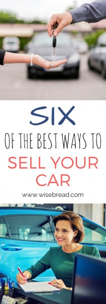 The 6 Best Ways to Sell Your Car