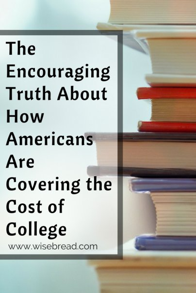The Encouraging Truth About How Americans Are Covering the Cost of College