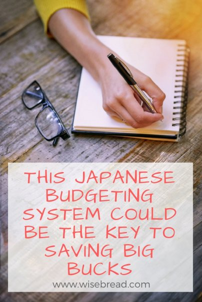 This Japanese Budgeting System Could Be the Key to Saving Big Bucks