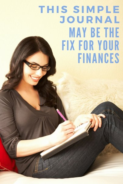 This Simple Journal May be the Fix for Your Finances