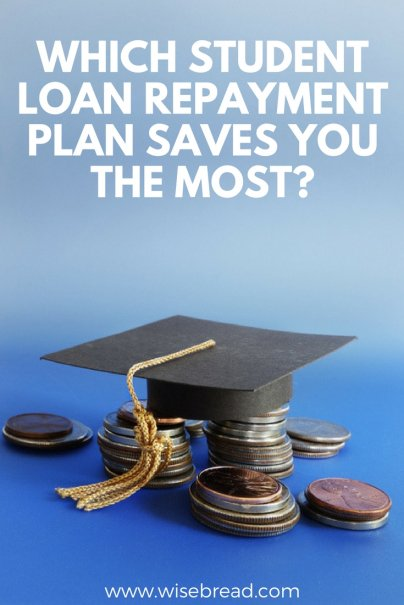 Which Student Loan Repayment Plan Saves You the Most?