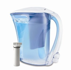 Clear2O CWS100AW Water Filtration Pitcher