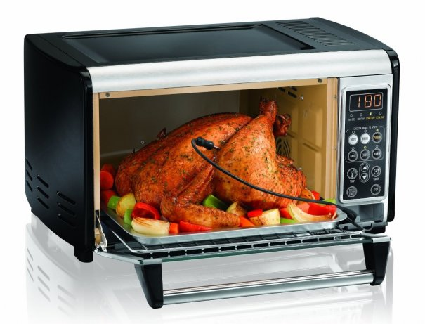Countertop Convection Oven Reviews Consumer Reports : convection toaster oven this hamilton beach set forget toaster oven ...