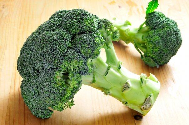 Dinti mai albi broccoli