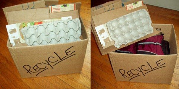 Fake Recycling