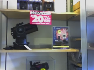 Discovery Store Sale telescope