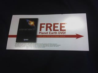 Discovery online store coupon