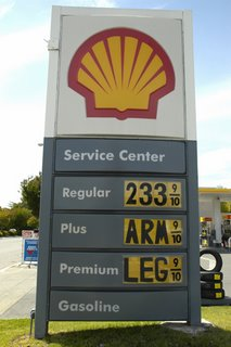 gas prices reach new heights