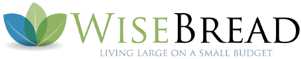 logo for personal finance blog Wise Bread