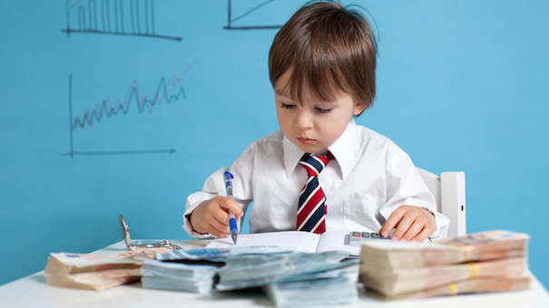5 Financial Lessons Everyone Should Learn by Kindergarten