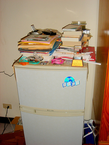 Toss It or Not? 5 Organizational Tips from a Chronic Clutter Bug