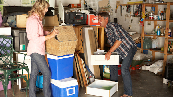 8 Things in Your Garage You Should Throw Out Today